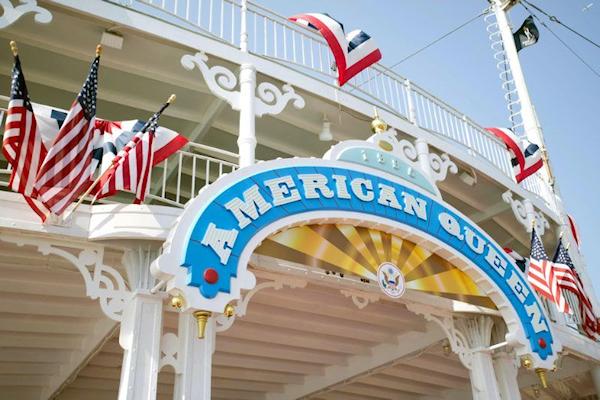 American Queen sign