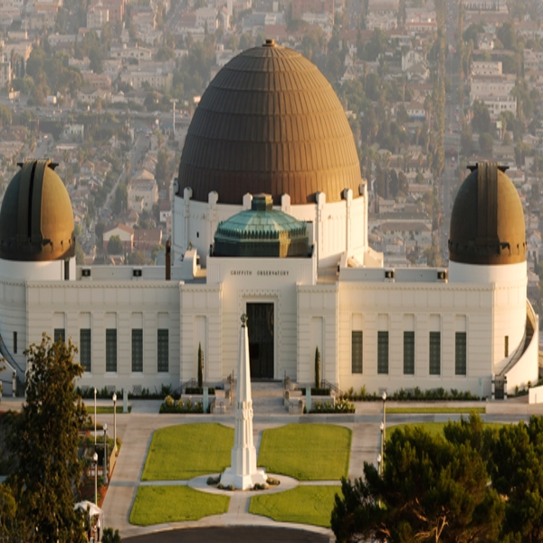 Griffith Observatory CA