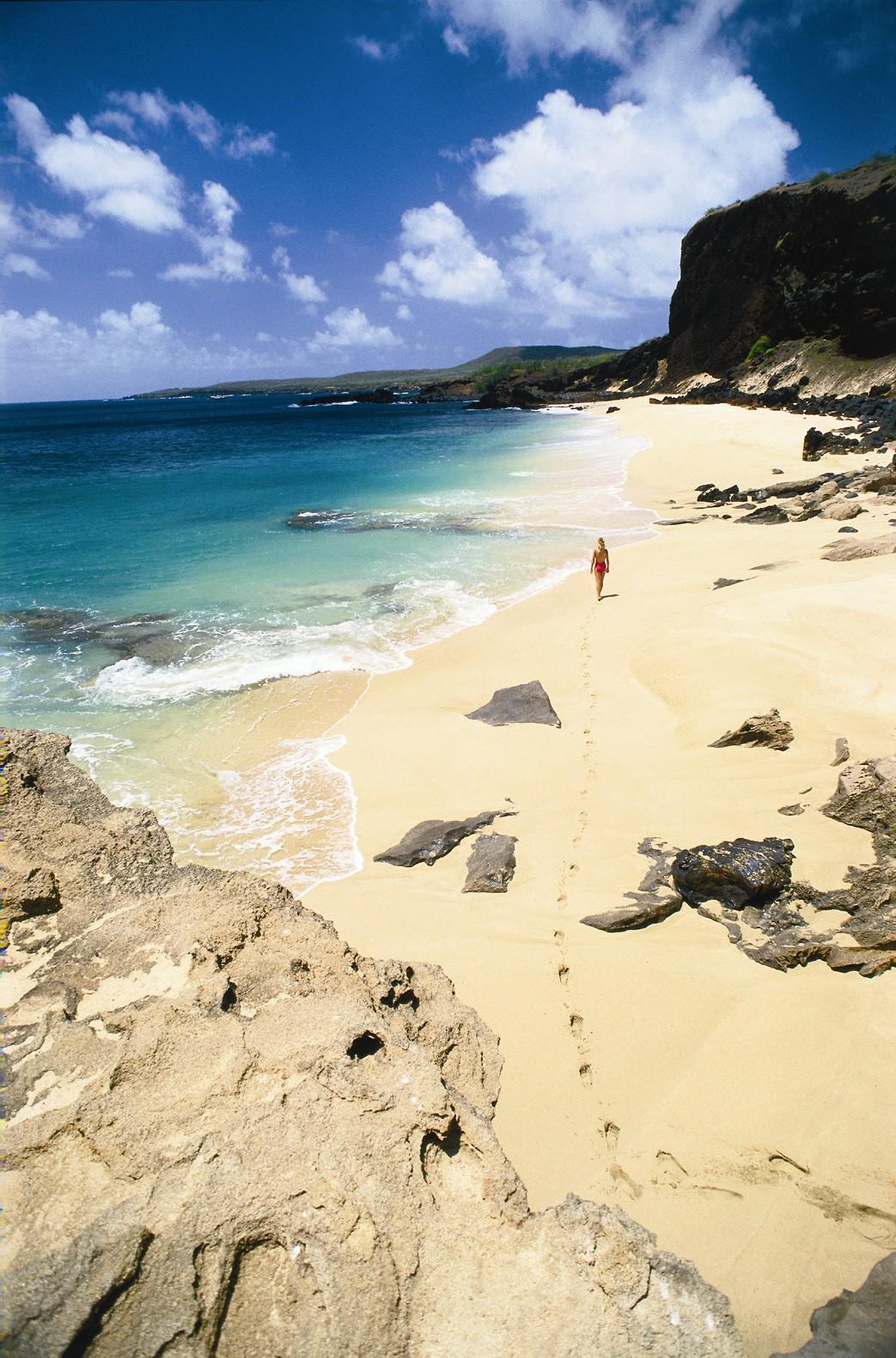 Hawaii - Kauai Beach