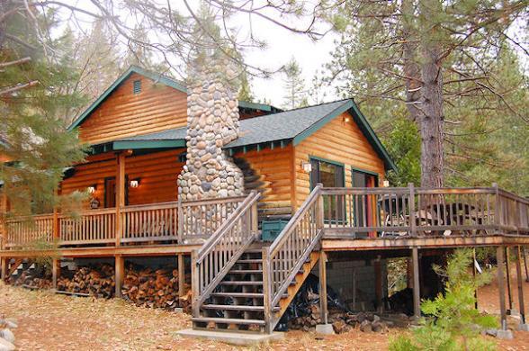 Yosemite holidays holidays to yosemite 2015 2016 bon for Yosemite park cabins