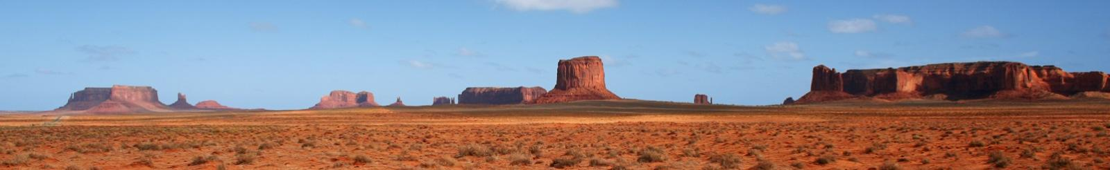 Monument valley letterbox