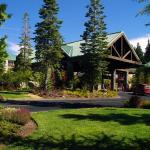 Tenaya Lodge Exterior