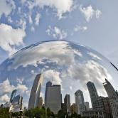 Chicago in a bubble