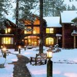 Black Bear Lodge snow ext