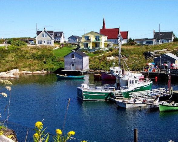 Escorted tours of nova scotia