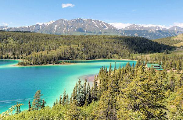 Tahoe Hot Springs >> A week in the Yukon Wilderness | Bon Voyage Blog