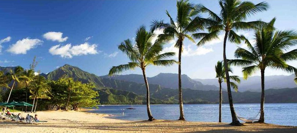 hawaii beach letterbox