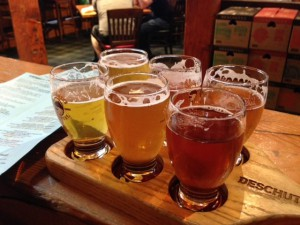 Portland Craft Beers