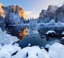 National Park Yosemite