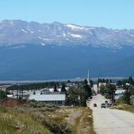 Road to Leadville