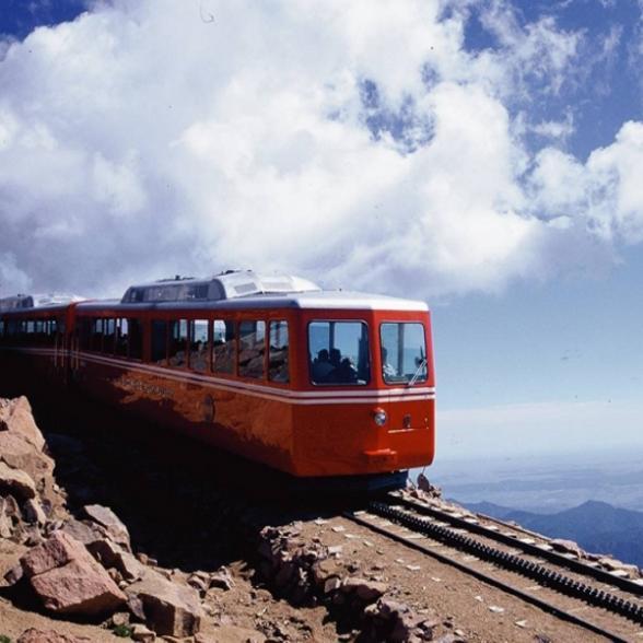 Pikes Peak In Colorado Springs: - Rocky Mountain Holidays, USA::Bon Voyage 2015/16