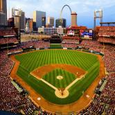 Busch Stadium interior