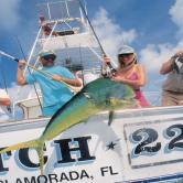 Deep sea fishing Islamorada
