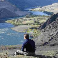 Hells Canyon view