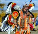 Native indian dancer ID
