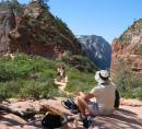 Walkers at Zion UT