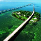7 mile bridge Florida Keys