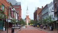 Church Street Burlington VT