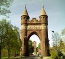 Soldier and Sailors Memorial Arch Hartford CT