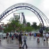 Cedar Point Roller coaster Ohio
