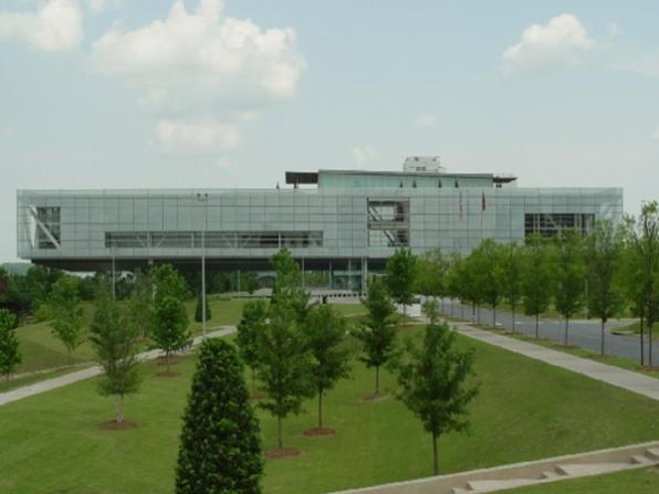Clinton Library Arkansas