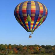 Hot Air ballooning Shenandoah Valley