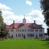 Exterior of Mount Vernon VA