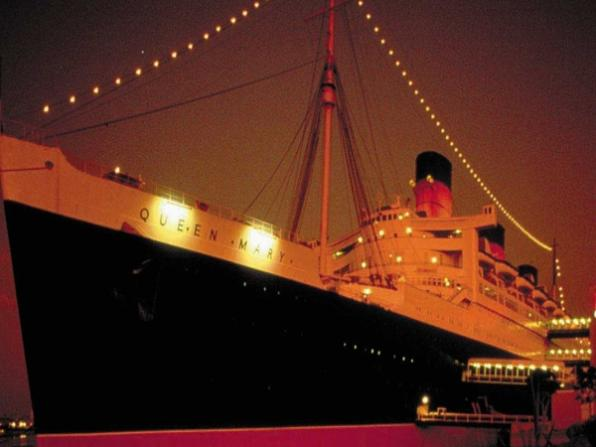 Queen mary Long beach CA
