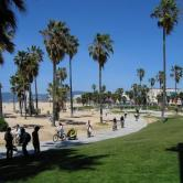 vencie beach and boardwalk