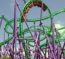 Ride at six flags BWi