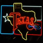 Billy Bobs sign TX