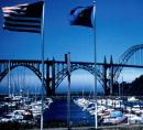 Newport OR waterfront