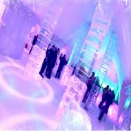Ice Bar at Hotel De Glace