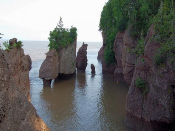 Bay of Fundy Nova Scotia