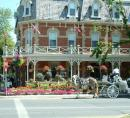 Niagara on the Lake street scene