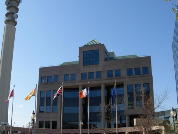 Moncton City Hall NB