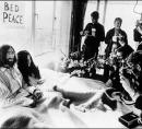john lennon bed in