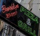 Brooklyn Pizza sign
