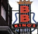 BB Kings sign