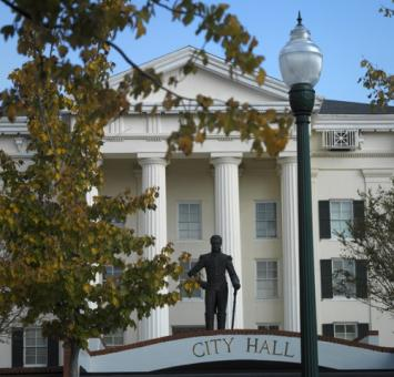 jackson Mississippi City Hall