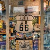 Route 66 window letterbox2