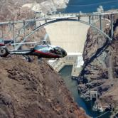 Maverick heki flying hoover dam
