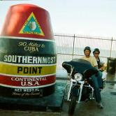 Fl Key West motorbikers