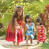 Hawaiian mum & kids.jpg