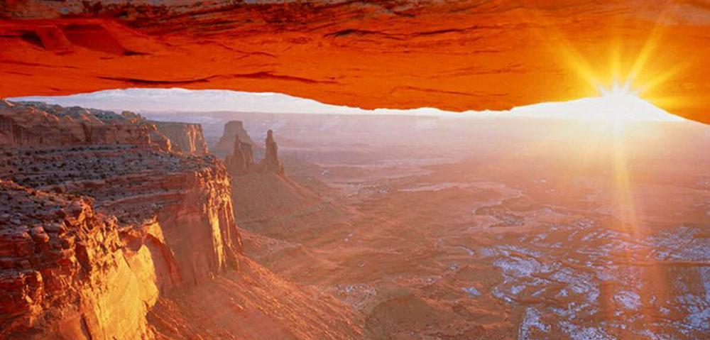 Grand Canyon sunrise Letterbox