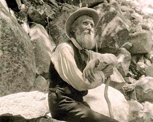 a biography of john muir a botanist geologist and writer Journeys in the wilderness: a john muir reader mountaineer, explorer, botanist, geologist, nature-writer and environmental campaigner john muir, born in.