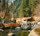 River at Oak Creek Canyon