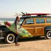 Woodie on Highway 1 with Surfer Girl.jpg