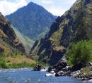 Hells Canyon River